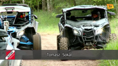 III RUNDA SJCAM SUPER RALLY / PUCHAR CAN-AM - Tomasz Sokal