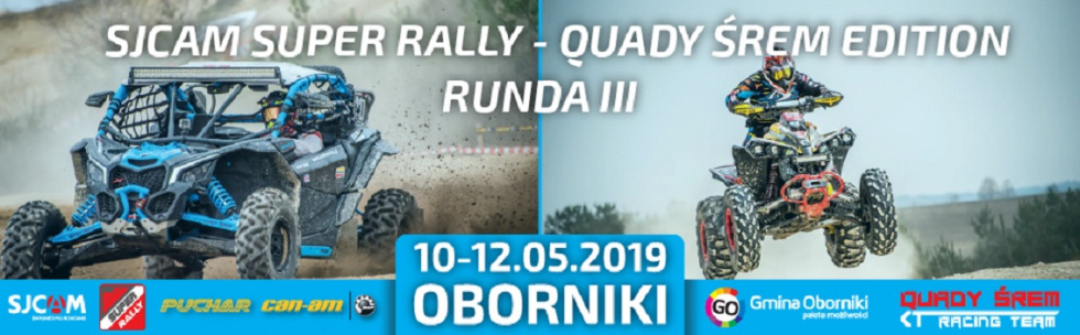 III runda SJCAM Super Rally *