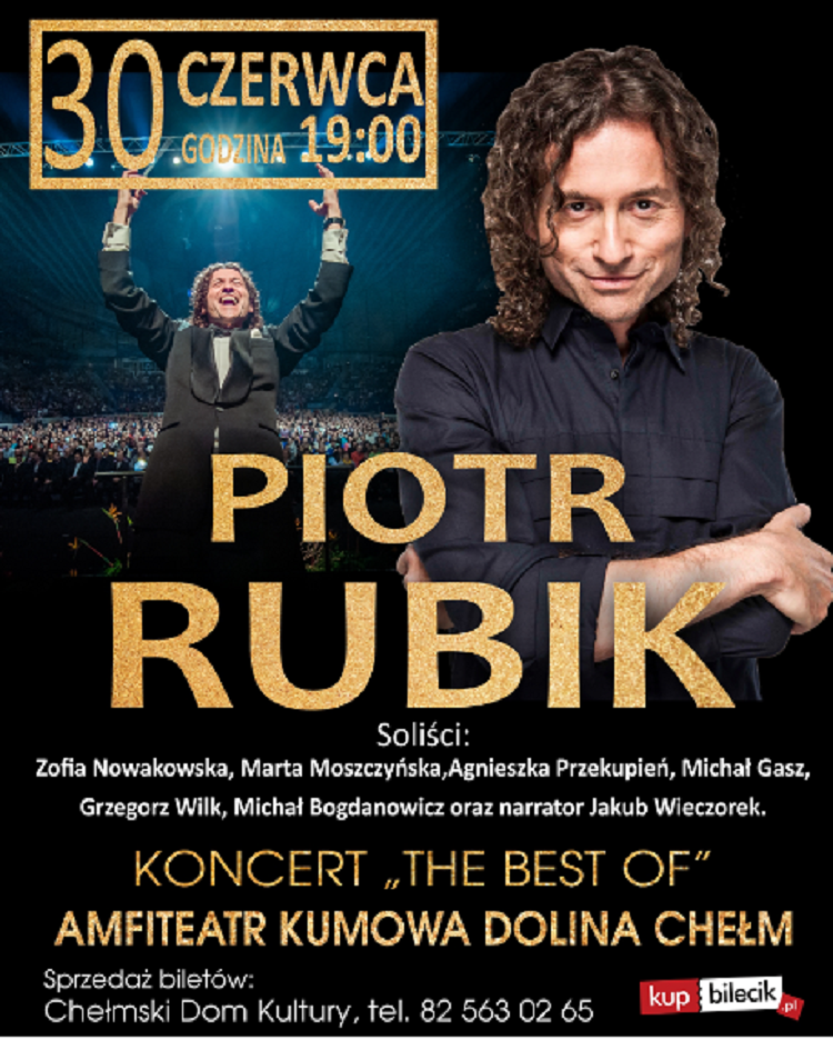 THE BEST OF PIOTR RUBIK *